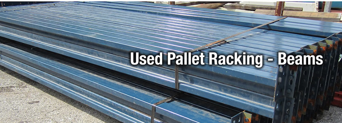 Need Used Pallet Racking? FREE Same Day Quote | 1-800-64-RACKS