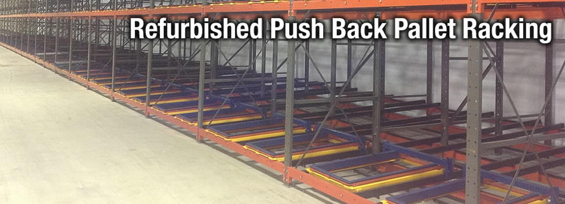 Push Back Racking Tampa