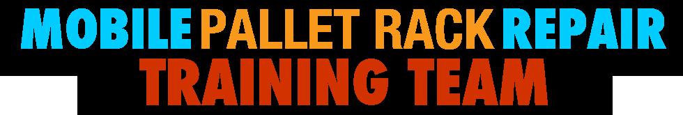 Mobile Pallet Rack Repair