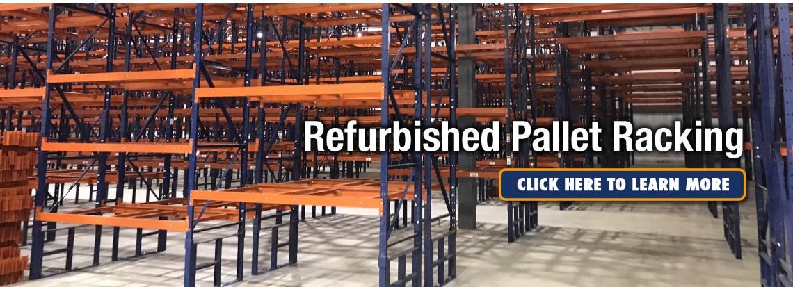 Got Rack | Got-Rack com largest refurbisher of warehouse