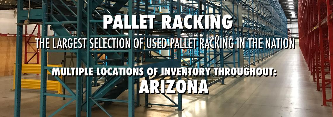 Arizona Warehouse Pallet Racking
