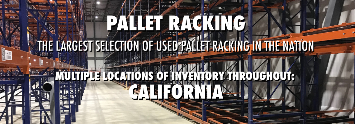 California Warehouse Pallet Racking