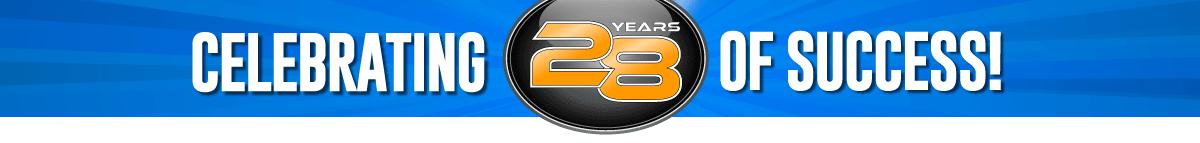 Got-Rack.com 28 Years